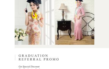 Graduation Referral Promo